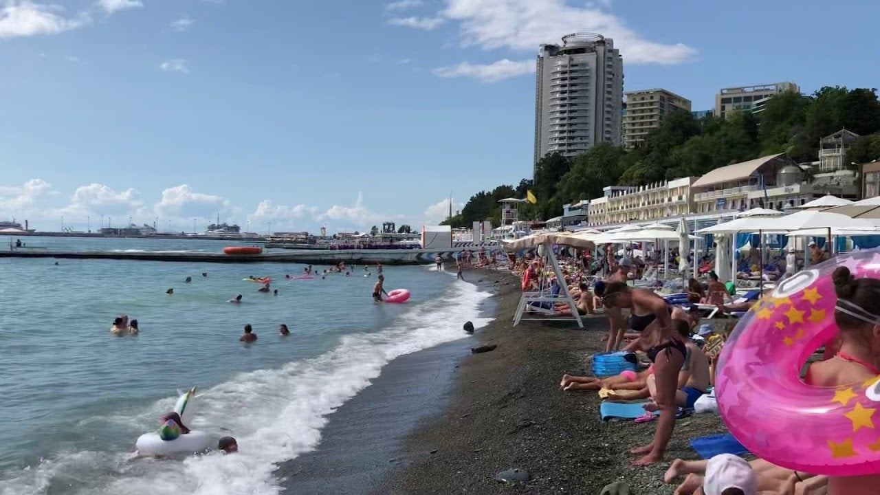 Погода в Сочи на конец августа: точный прогноз погоды на август 2019
