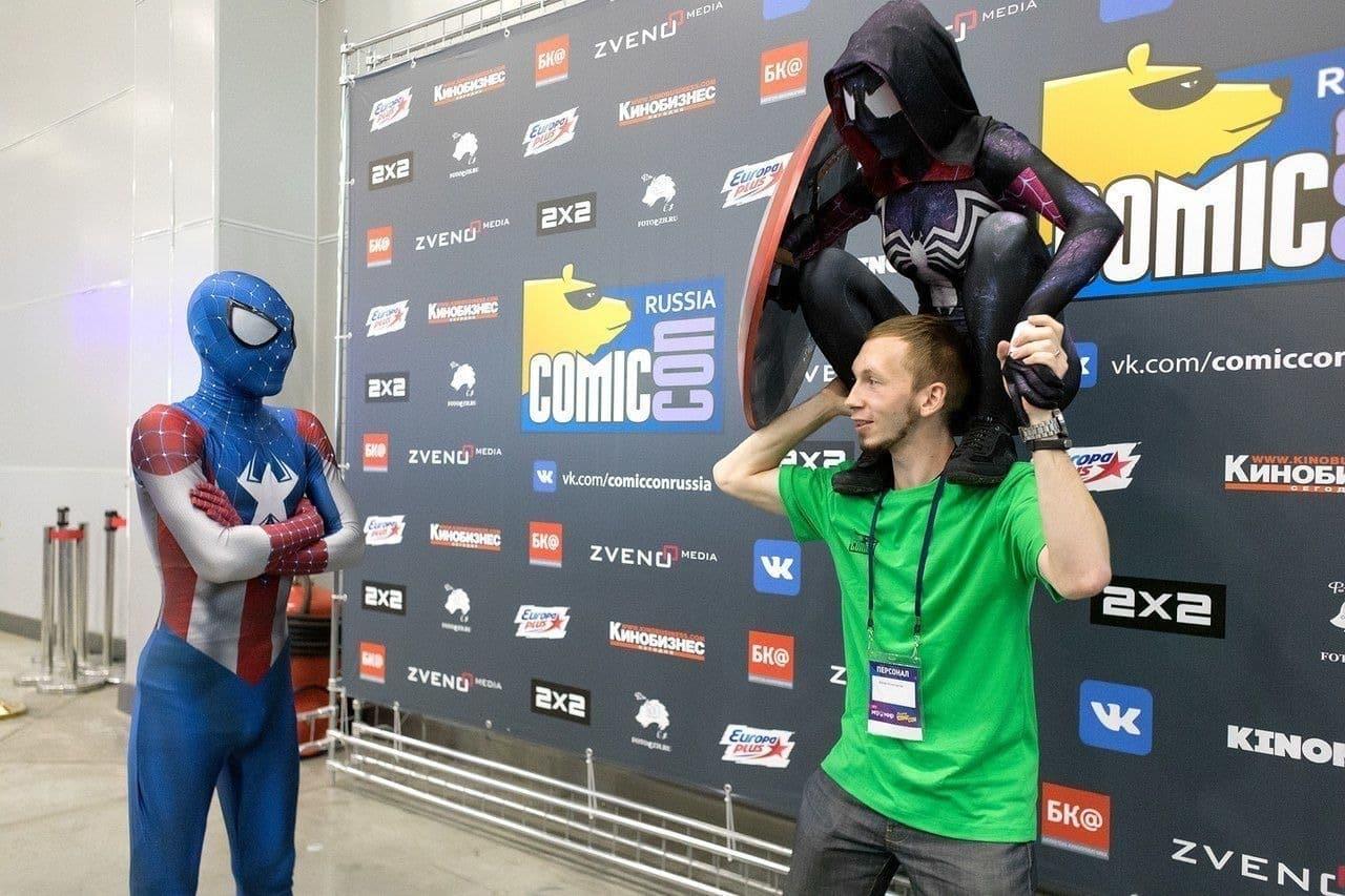 Comic Con Russia 2019: дата проведения, когда будет в Москве, звездные гости из киностудии Marvel