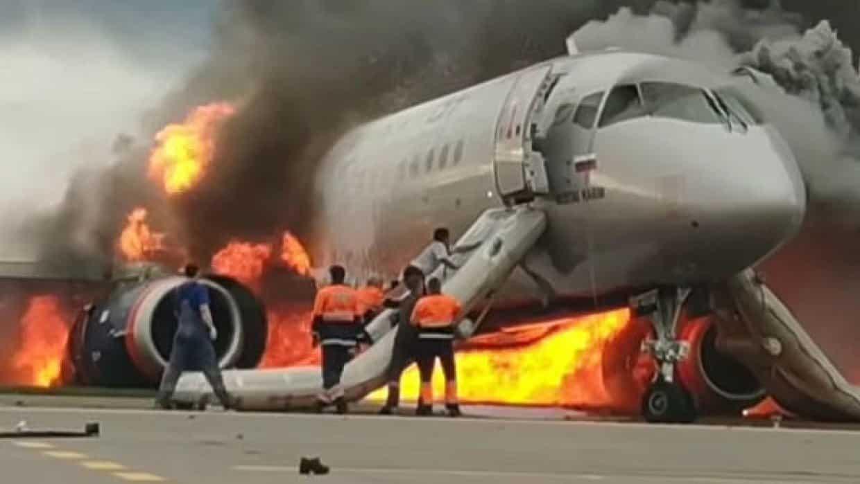 Какие самолеты чаще всего падают: статистика в России на 2019 год