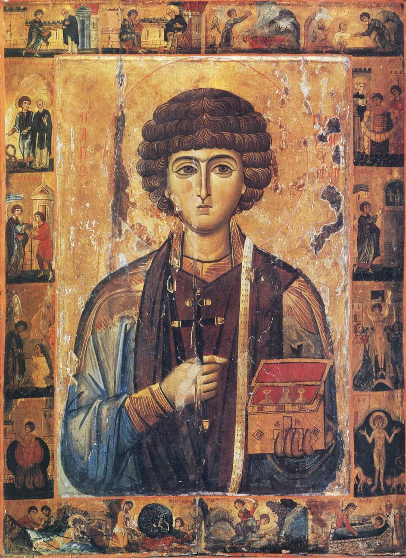 9 августа 2020 день Пантелеймона Целителя по церковному календарю