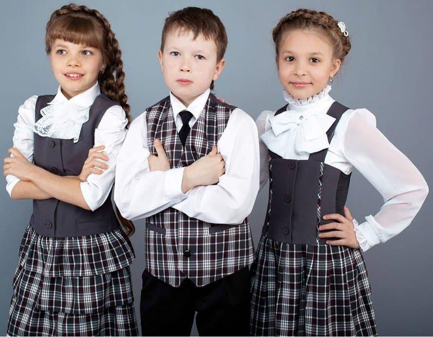 Вариант отмены школьной формы в России в 2019 году: Роскачество, форма по ГОСТу в 2020 году