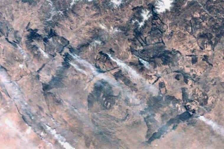 Пожары в Сибири, режим ЧС: последние новости, дым от пожаров в Сибири окутал Монголию
