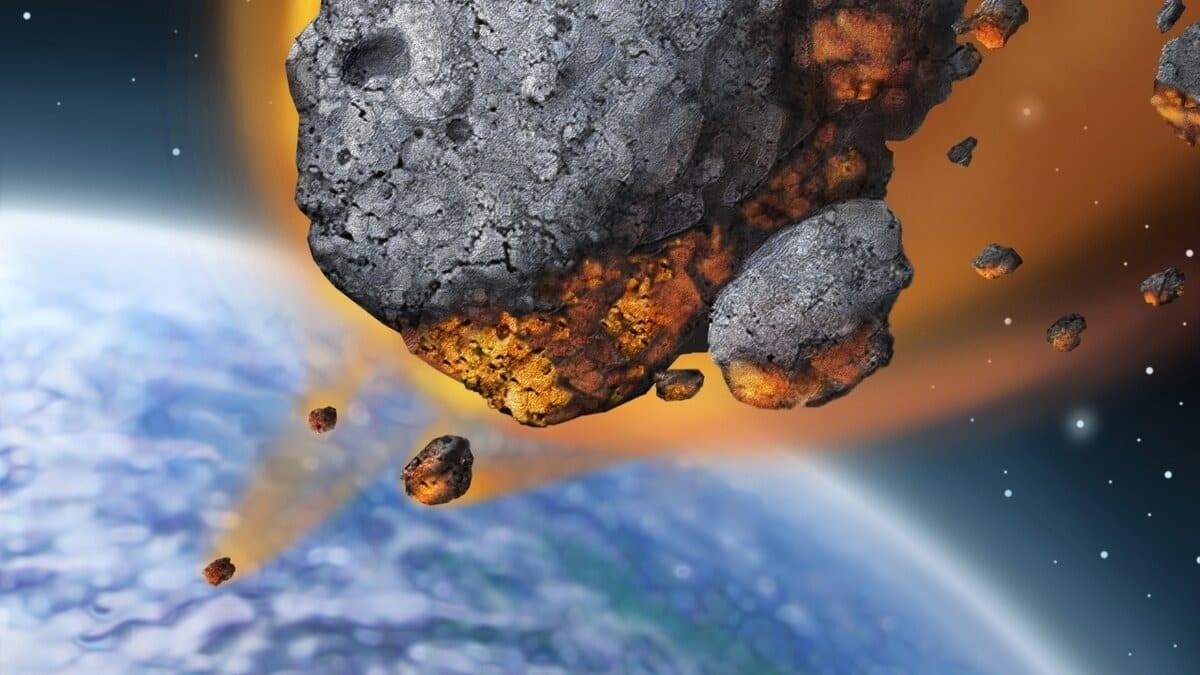 Астероид OU1 летит к Земле: конец света 28 августа будет или нет от падения астероида