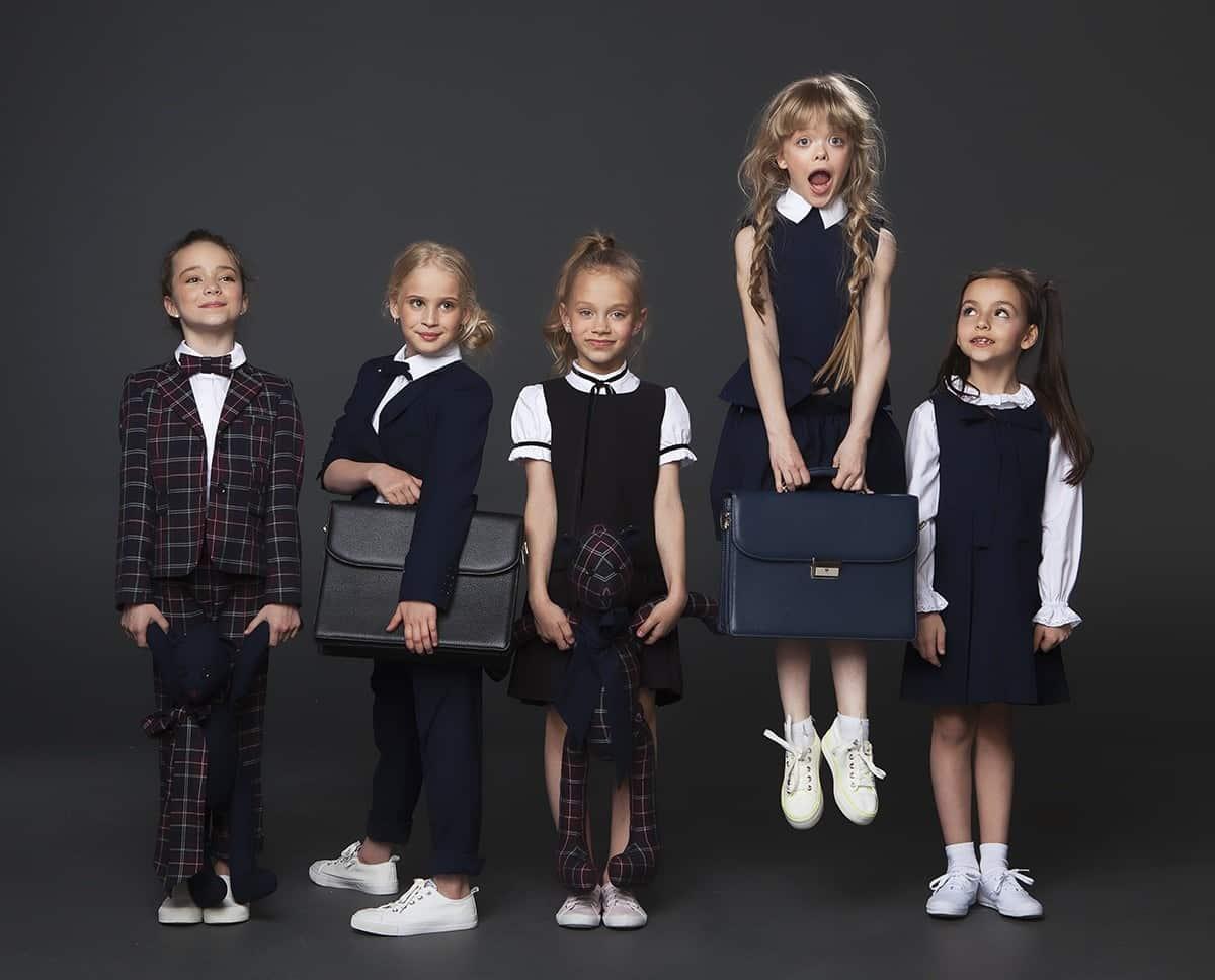 Как выбрать модную и красивую школьную форму для ребенка в 2019 году: какая школьная форма для девочек будет модной в 2019 году