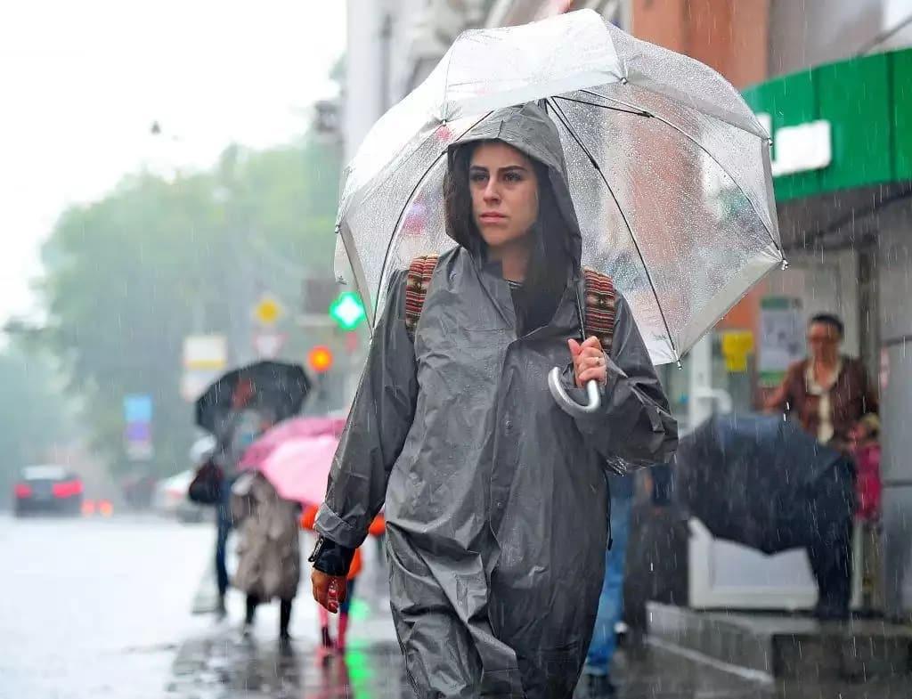 Почему холодно в августе 2019: погода в Москве на выходные 10-11 августа 2019