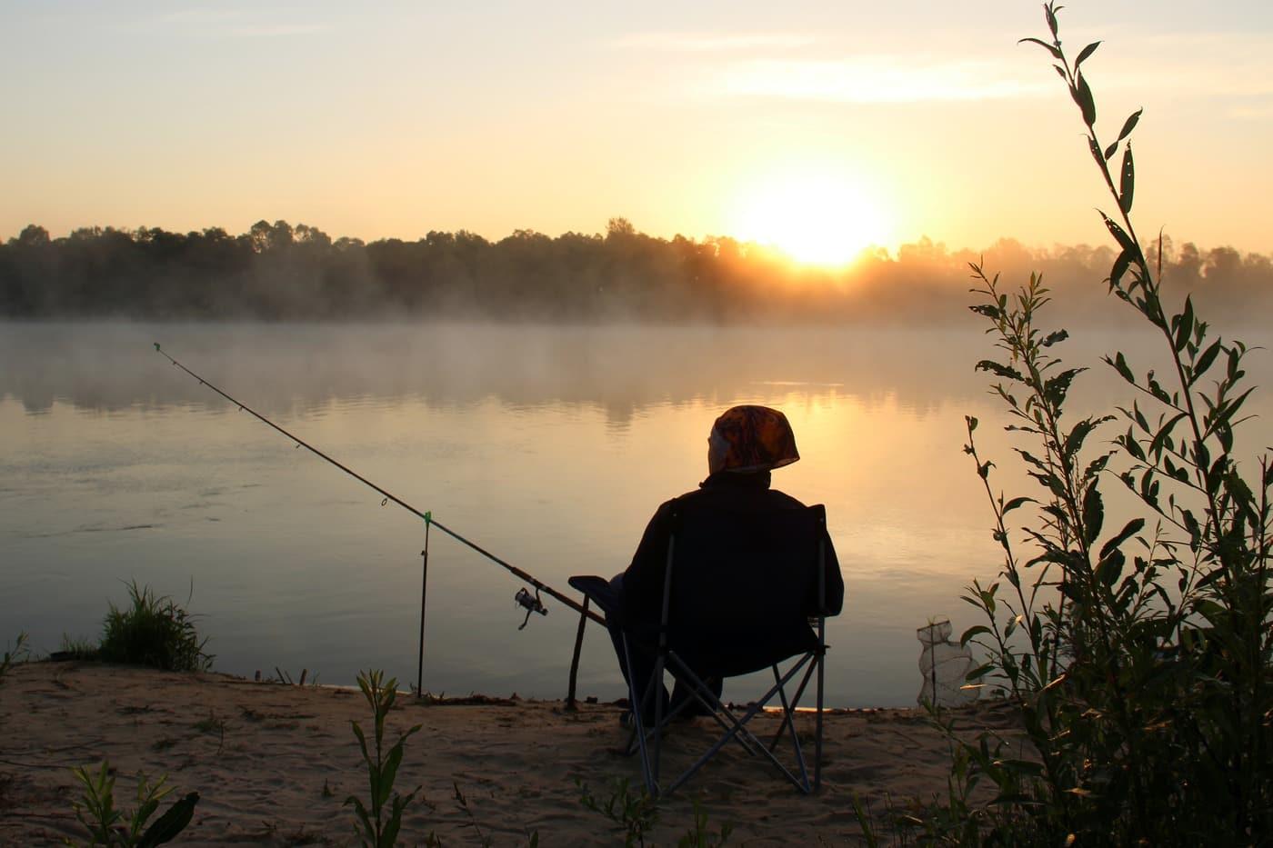 Лунный календарь рыбака на август 2019: благоприятные дня для клёва рыбы