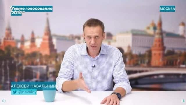 На выборах в Московскую думу 2019 Навального не поддержали