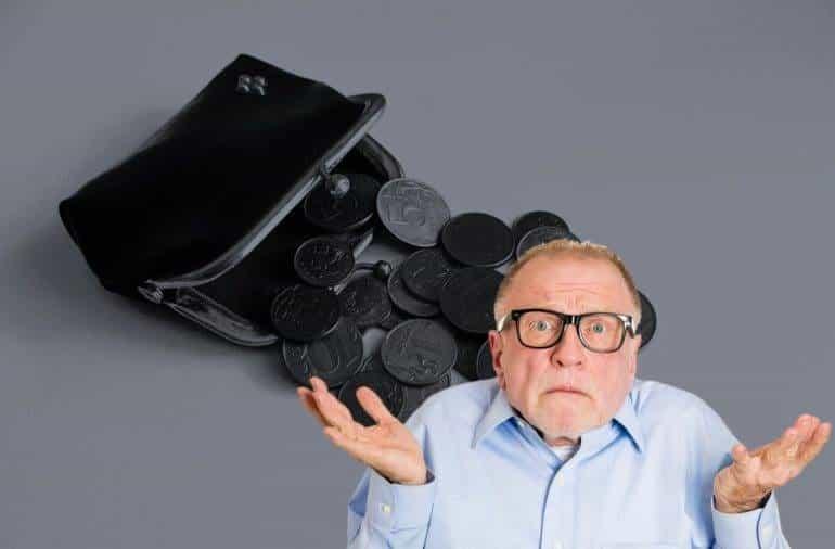 Переплата пенсии по вине пенсионного фонда: нужно ли возвращать деньги
