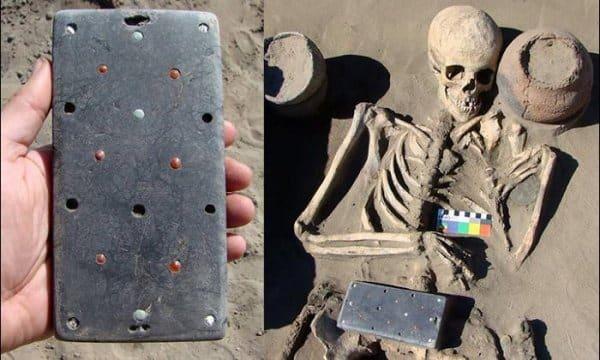 Российские археологи обнаружили загадочный «телефон» для связи с инопланетянами