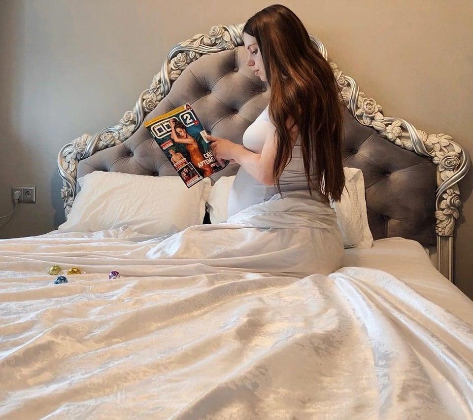 Саша Артемова беременна: мальчик или девочка, когда роди, на каком сроке