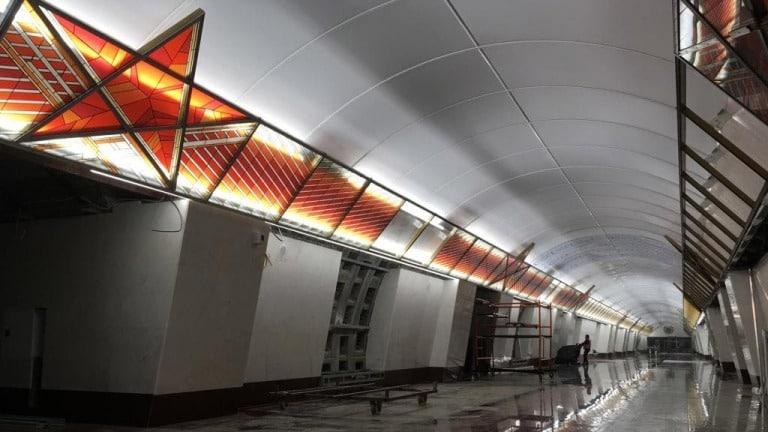 Метро Проспект славы и другие станции Фрунзенского радиуса, когда откроют