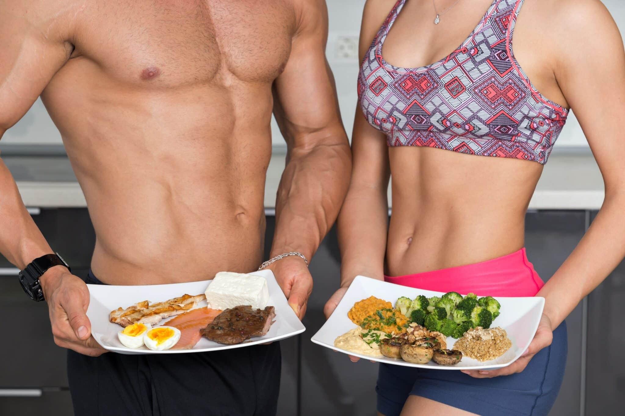 Похудеть мужику на тренировке