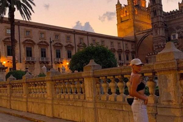 Медовый месяц Ивлеевой и Элджея прошел в Италии