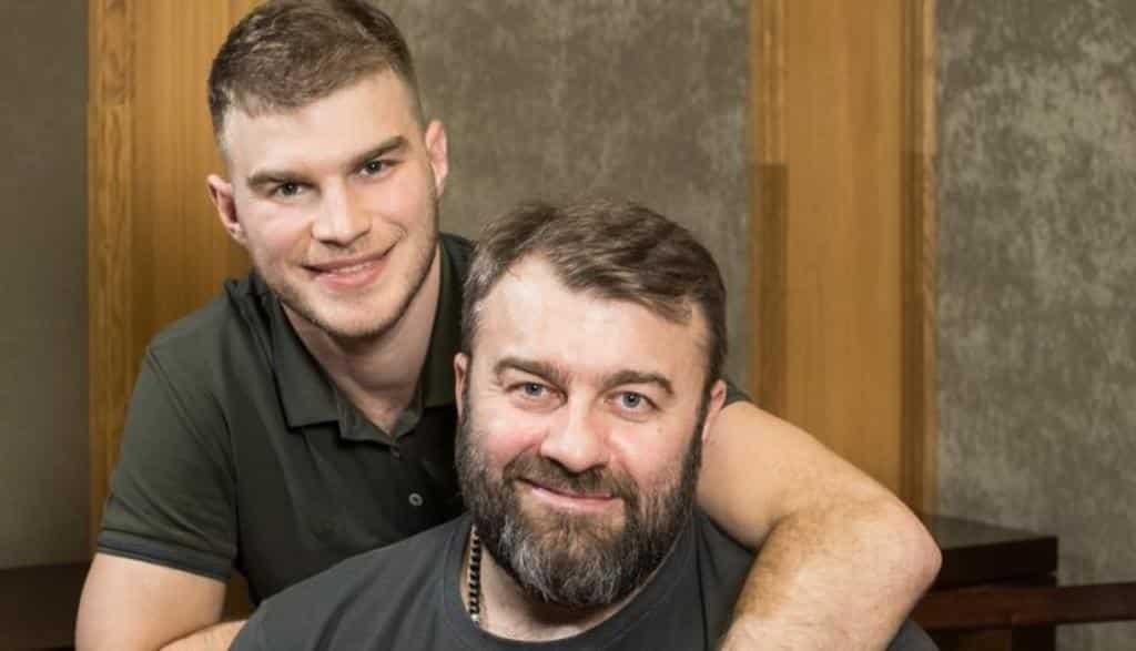 Сын Михаила Пореченкова стал точной копией своего отца
