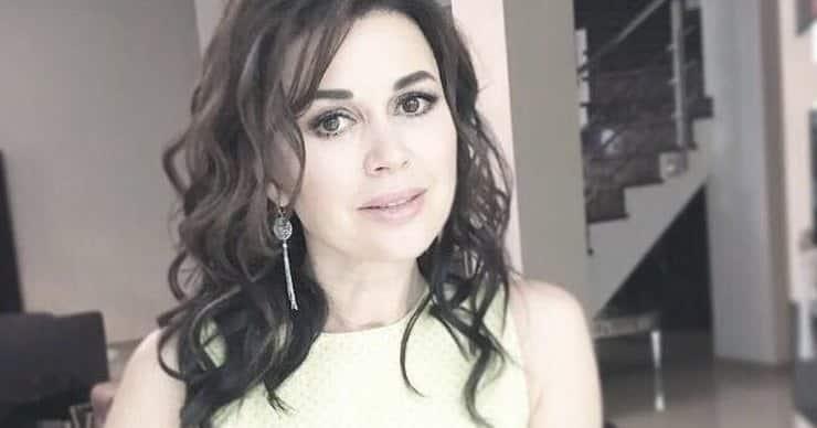 Первый муж Анастасии Заворотнюк, Олаф Шфарцкопф извинился за то что не смог сделать ее счастливой
