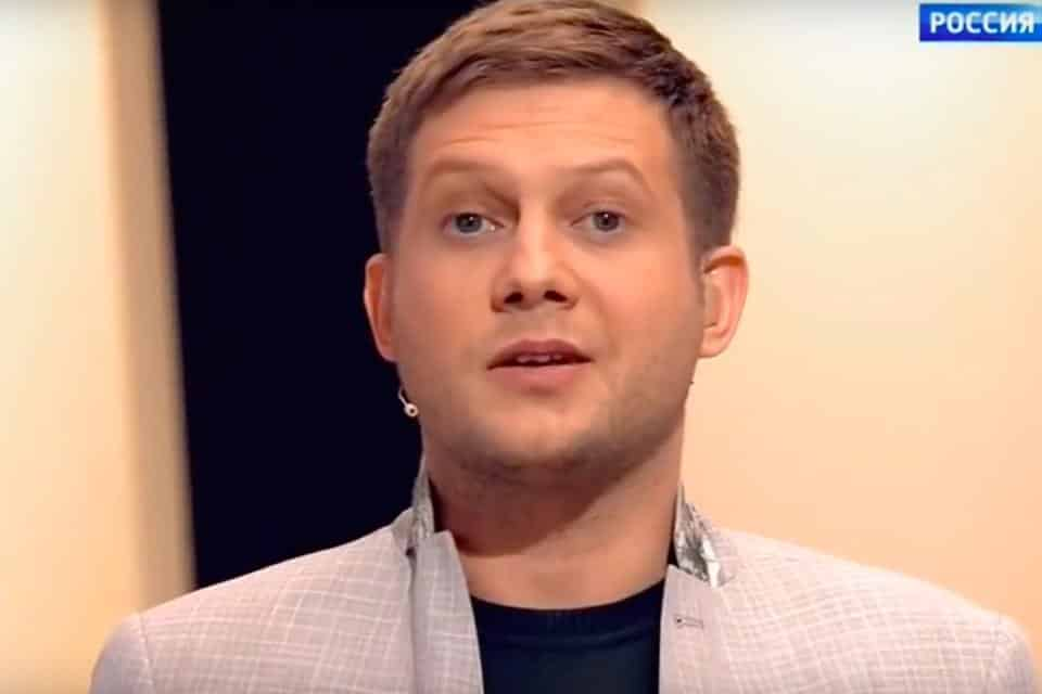 Борис Корчевников заметно похудел после курса лечения