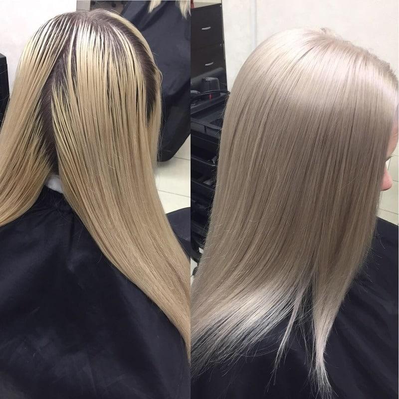 Тонирование волос как альтернатива окрашиванию: новый тренд осени 2019