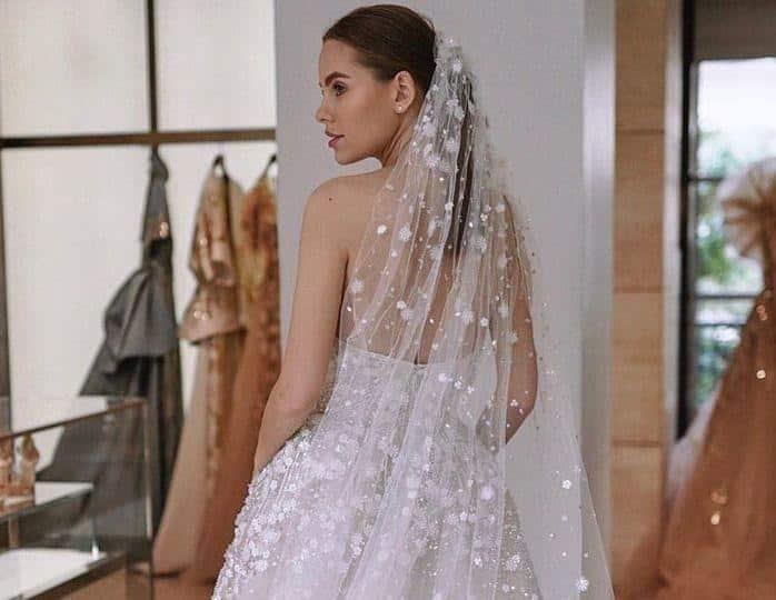 Модель Дарья Клюкина планирует свою свадьбу в Италии