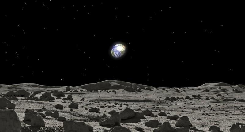 На Луне найдены следы пребывания пришельцев: пугающие кадры из космоса, кто же высадился на Луну