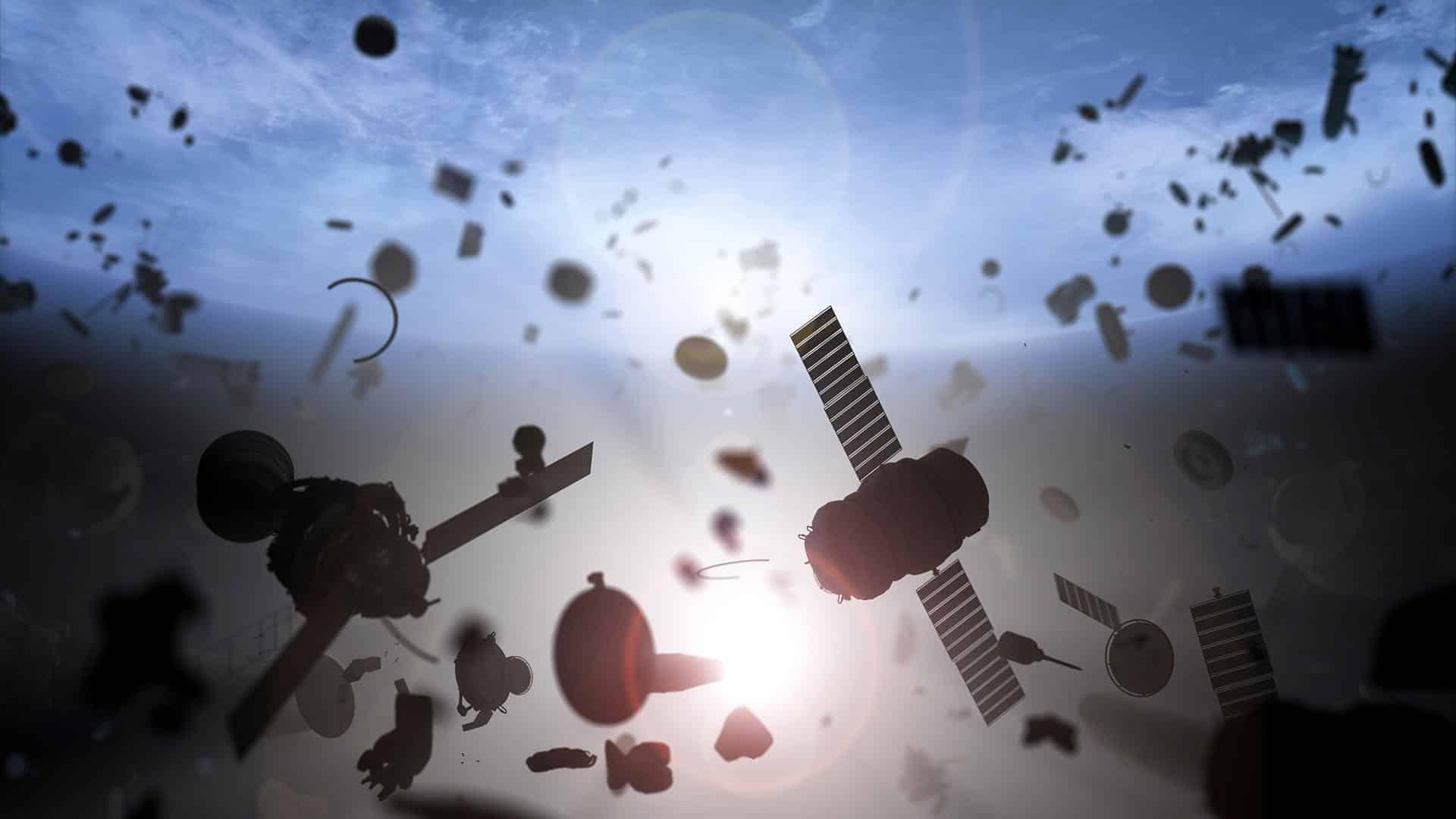 Космический мусор: угроза столкновения с МКС, фото. Происхождение орбитального мусора, чем он угрожает