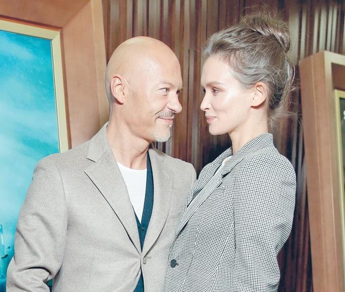 Федор Бондарчук и Паулина Андреева: когда свадьба, дата, 17 лет уже в законном браке