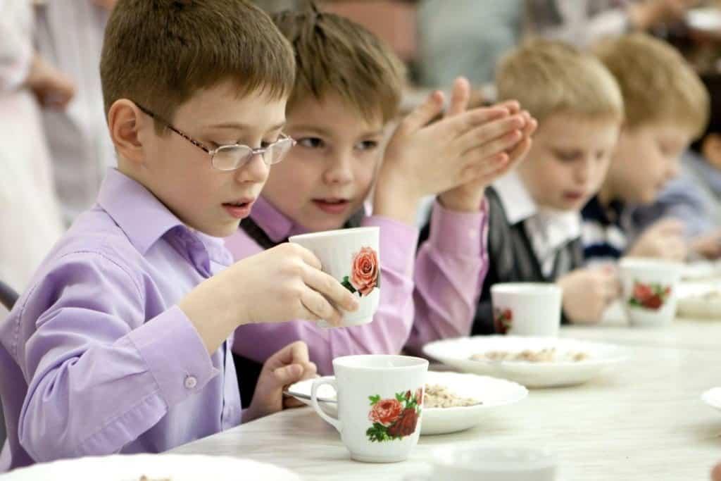 В школах России учеников обеспечат бесплатным горячим питанием: законопроект на рассмотрении