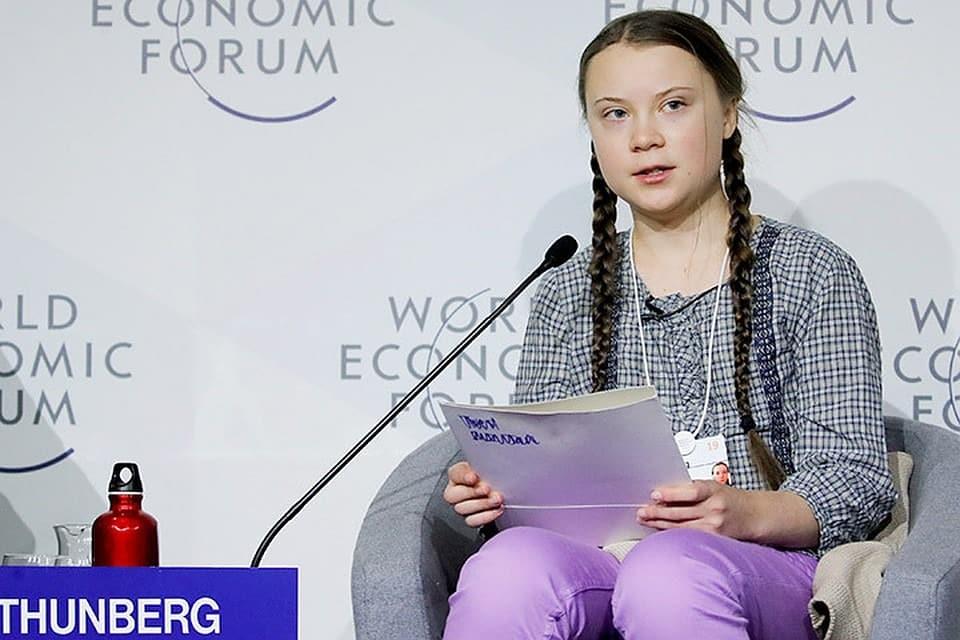Грета Тунберг речь в ООН: что сказал шведская девочка? Видео запись выступления
