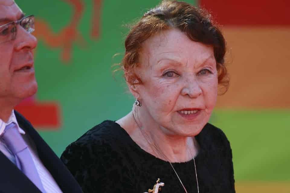Нина Ургант 90 лет, состояние здоровья сейчас: биография, сколько лет, какой диагноз, чем известна