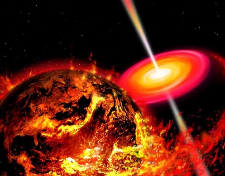 Конец света осенью 2019: Какого числа, причины. Астероид или Нибиру. Где находится планета Нибиру сейчас. Какой астероид летит к Земле