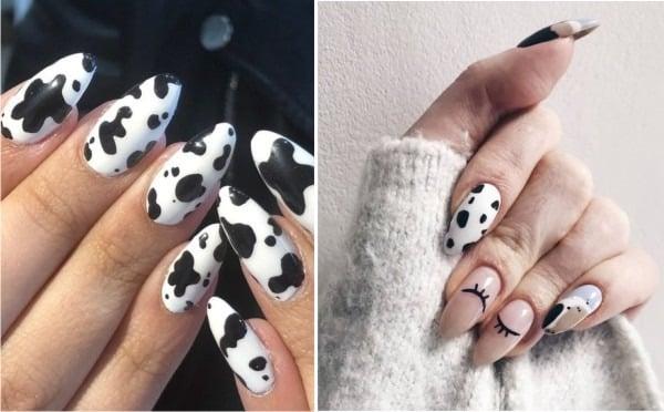 Какие принты будут модными осенью 2019 года: модные рисунки на ногтях октябрь-ноябрь 2019