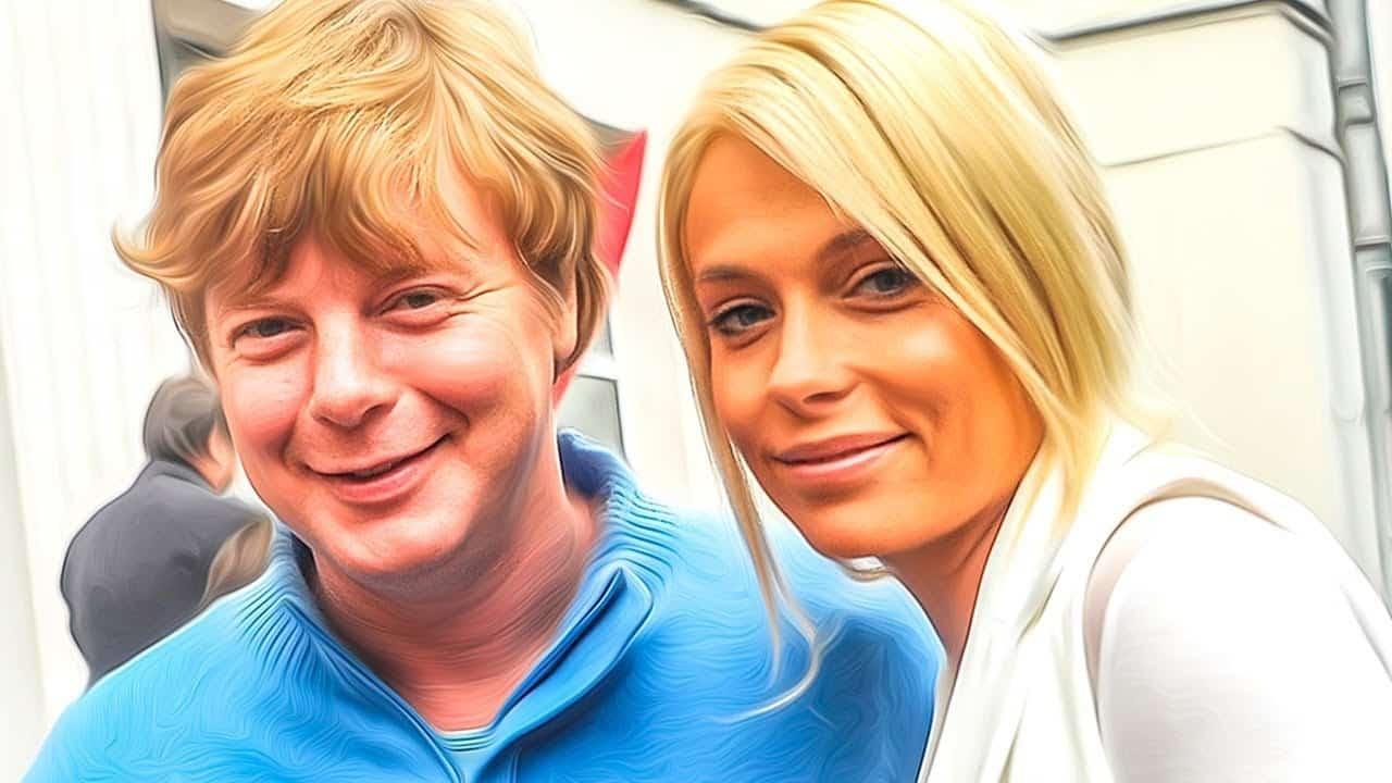 Рыжий Иванушка - Григорьев-Апполонов разводится с супругой официально