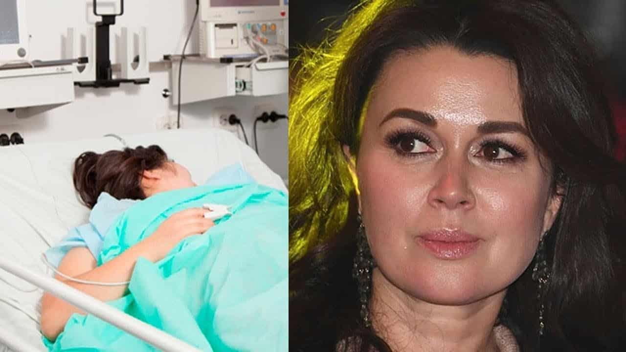 Как состояние Анастасии Заворотнюк сейчас: операция, шансы на выздоровление