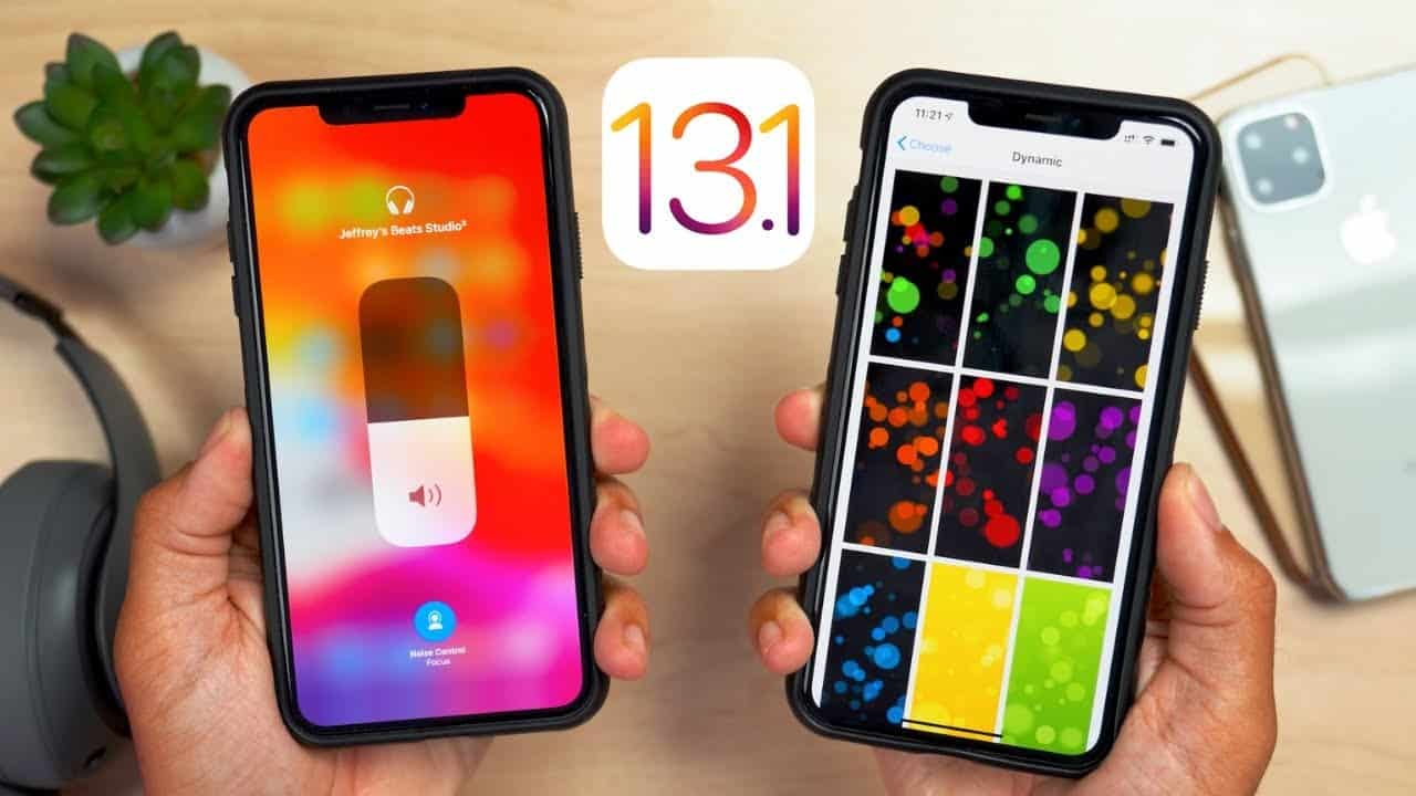 IOS 13.1, новая прошивка от Apple: масштабное обновление, улучшенная визуализация, автоматизация команд и другие полезные опции