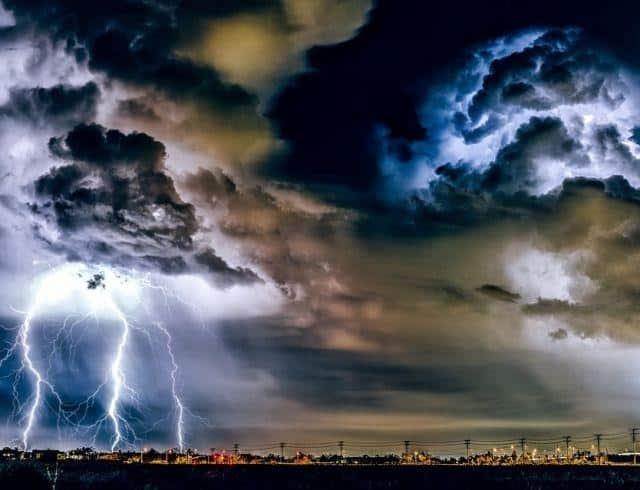Расписание магнитных бурь на сентябрь 2019. Календарь по дням, как беречь свое здоровье