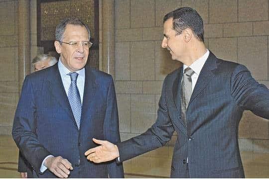 Войны нет: Лавров заявил об улучшении ситуации в Сирии