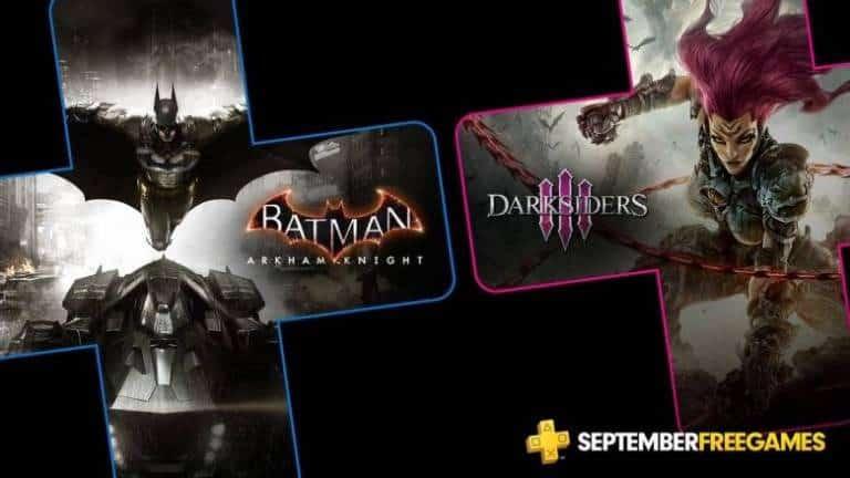 Игры, которые подписчики PS Plus получат бесплатно в сентябре 2019