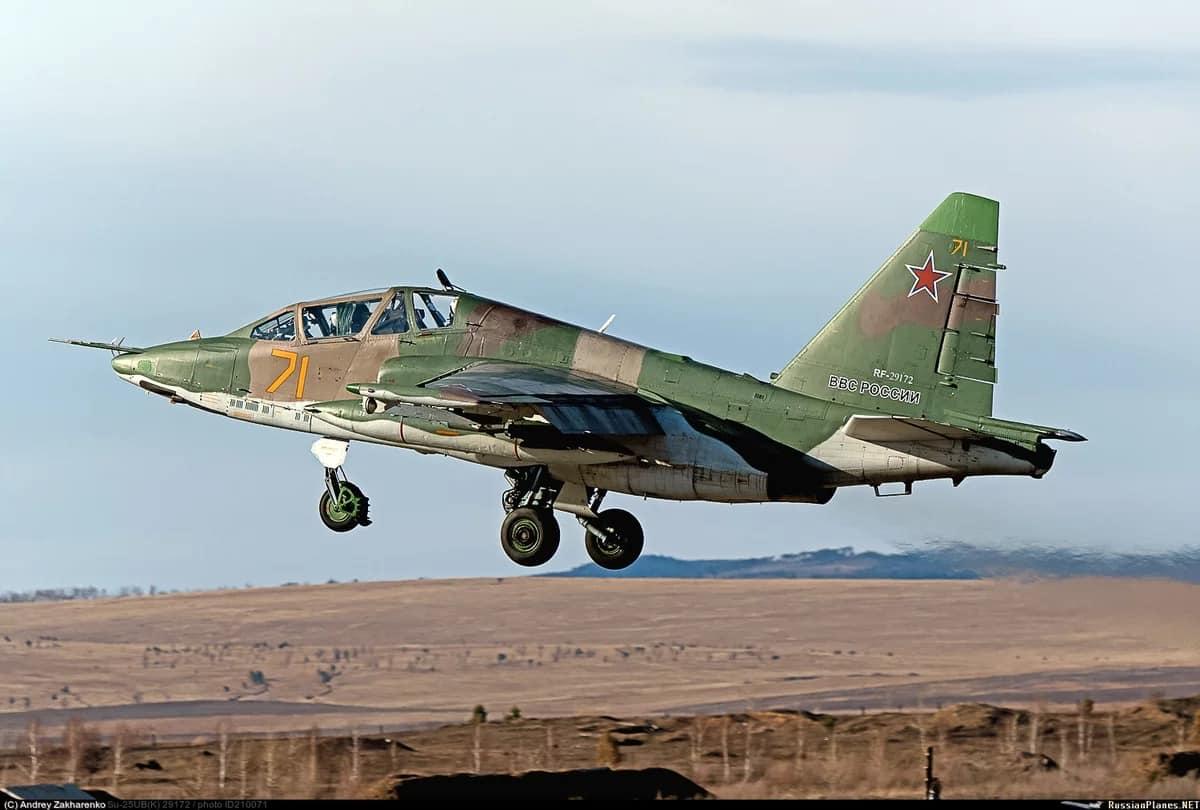На Ставрополье разбился военный Су-25: пилоты погибли, последние новости