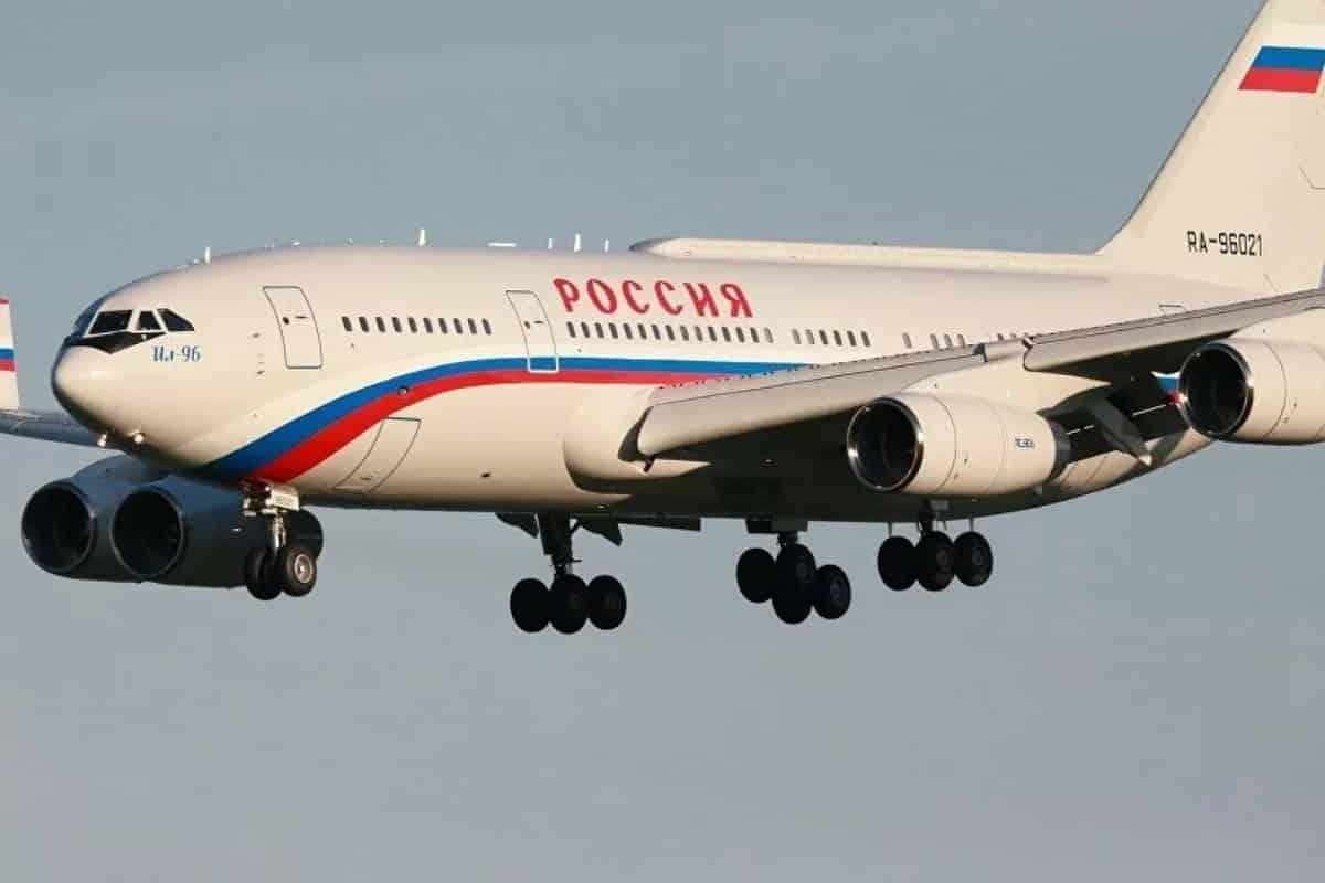 На чем летает Путин: бывший пилот президента в интервью журналистам рассказал, про самолёт Путина, борт №1
