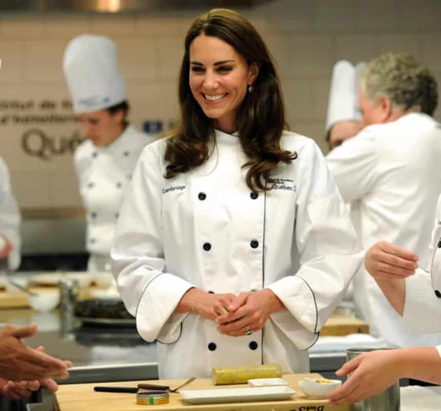 Королевская диета Кейт Миддлтон: как худеет, любимые блюда