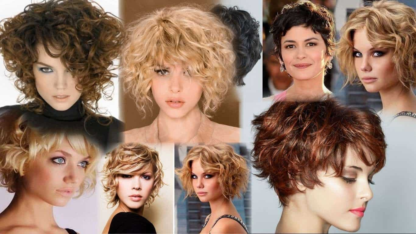 Стрижки для вьющихся волос, популярные осенью 2019 года