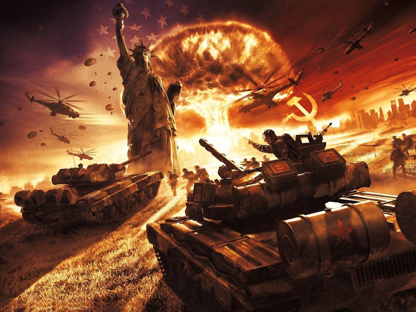 Третья мировая война: из-за чего может начаться, что послужит началом конфликта