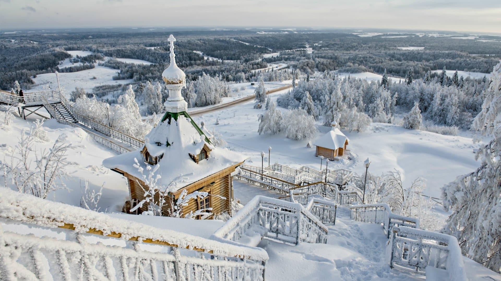 Какая погода будет в России зимой 2019-2020: прогнозы синоптиков, будет холодная зима или нет