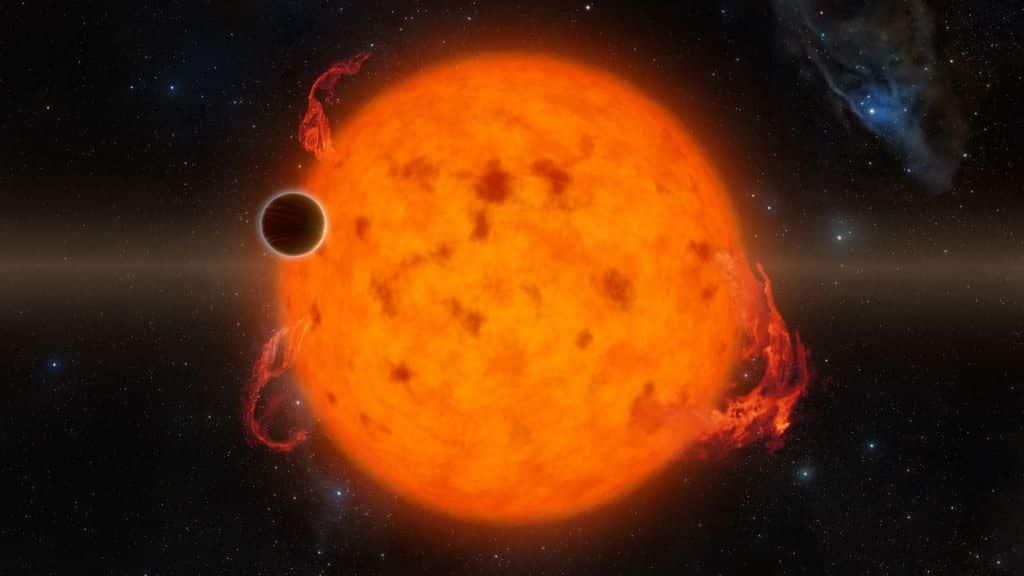 Экзопланета K2-18b действительно суперземля, пригодная для жизни?