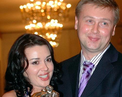 Дмитрий Стрюков, второй муж Анастасии Заворотнюк рассказал о её болезни