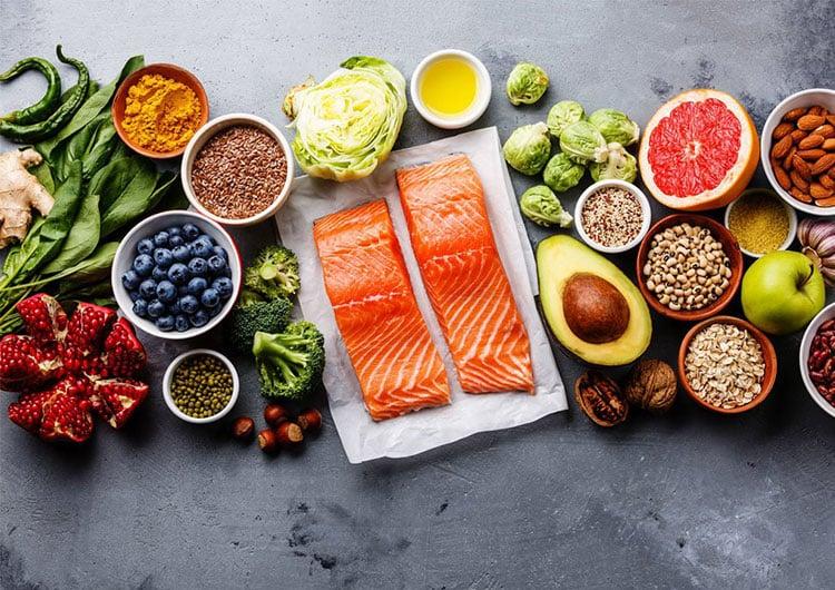 Как питаться осенью: правильный рацион, какие продукты кушать чтобы быть в тонусе и не заболеть