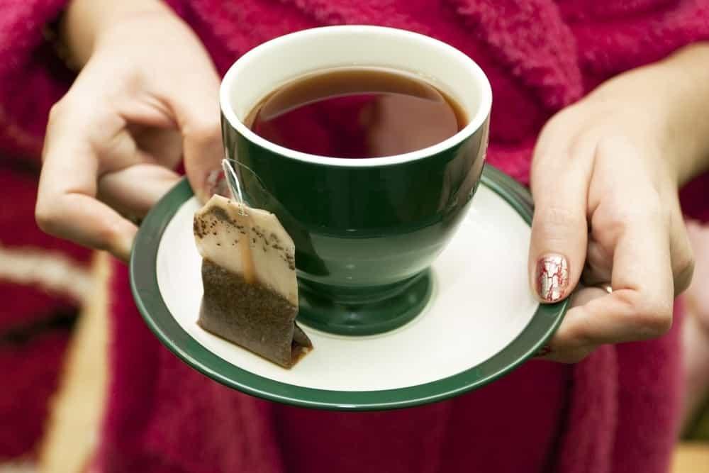 Специалисты предупреждают: чай в пакетиках вредит здоровью