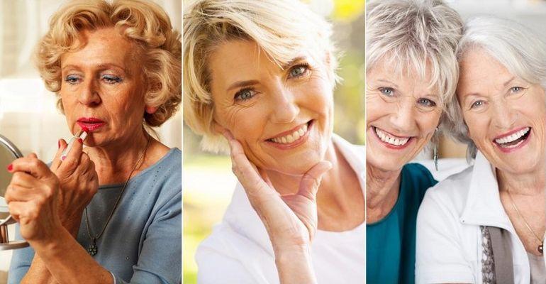 Для каких мужчин подходят женщины постарше
