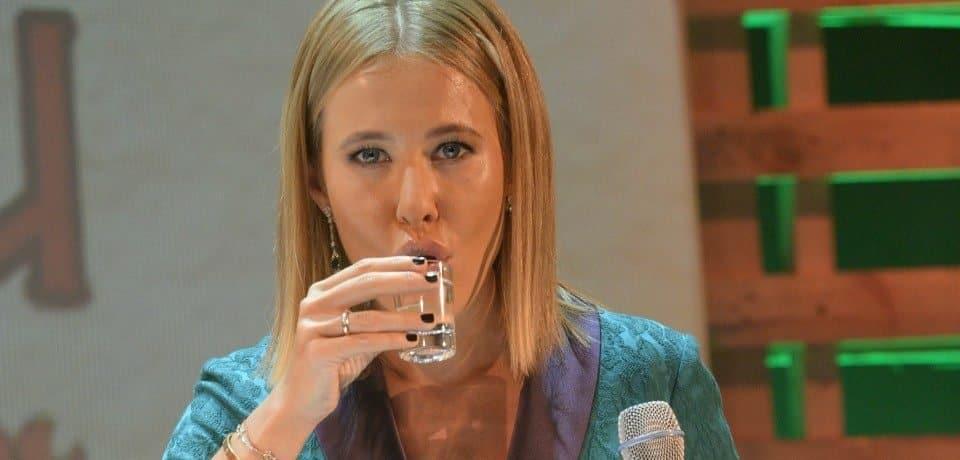 Ксения Собчак раскрыла тайну водки: кто на самом деле придумал водку