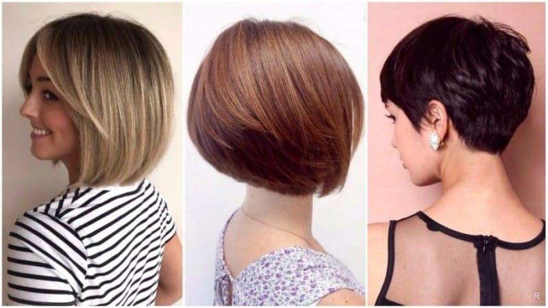 Какую стрижку выбрать осенью и зимой сезона 2019: выбор модной прически под контуры лица и тип волос