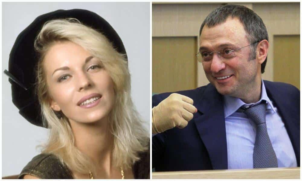 Наталья Ветлицкая и Сулейман Керимов: были ли вотношениях или нет